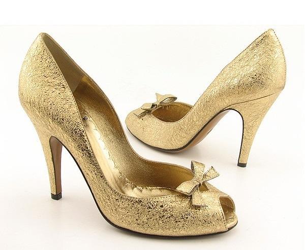 Color Wedding Shoes