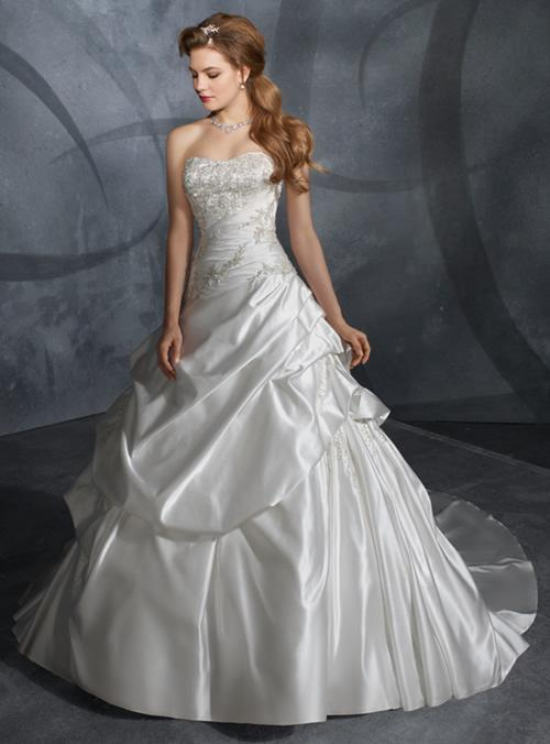 New Western Bridal Gown