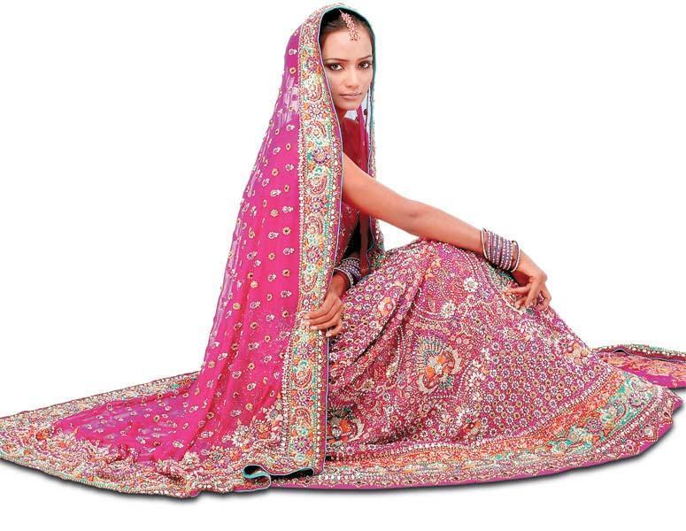 Pakistani Wedding Dresses for Brides