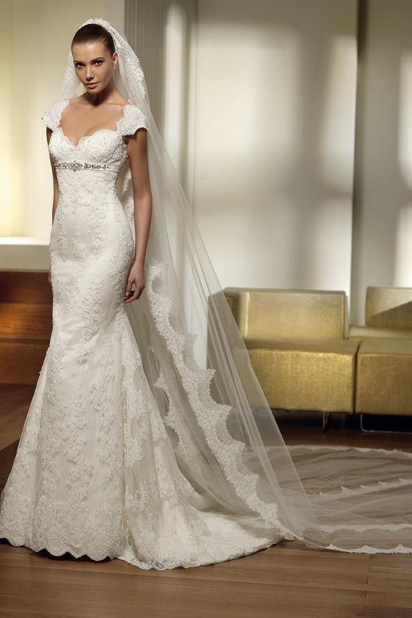Spanish Styles wedding dresses