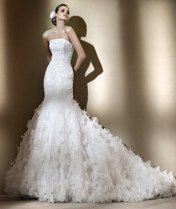 Spanish wedding dresses