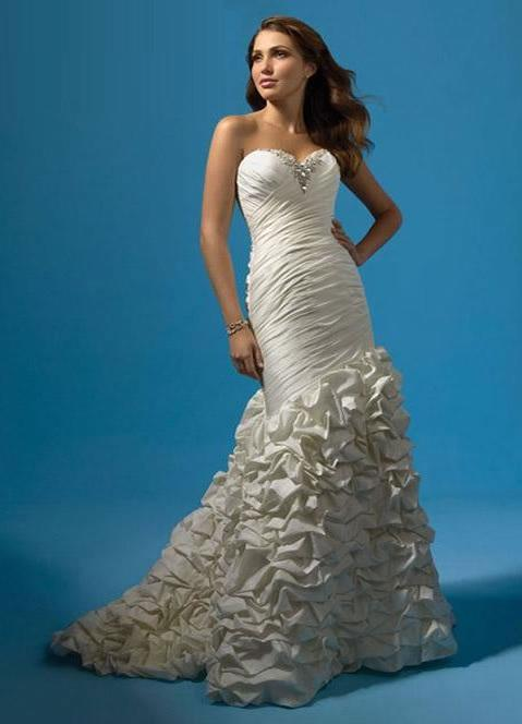 Styles wedding dresses for bridal