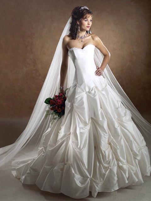 Western Wedding dress for bridal