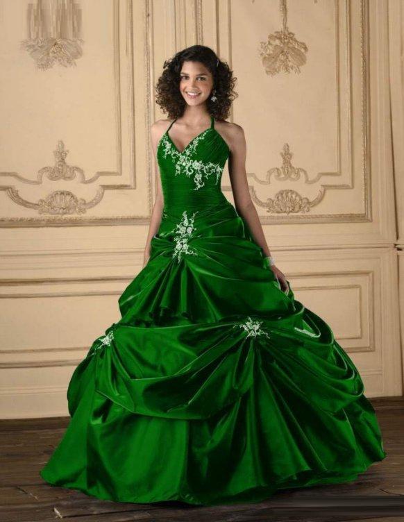Custom size beading 2014 watermelon little girl pageant pink wedding dresses