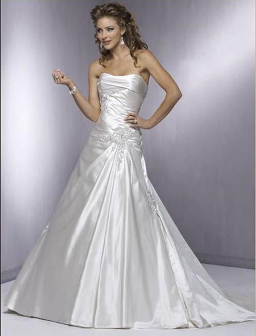 Silver wedding dresses wedding dresses guide for How to preserve a wedding dress
