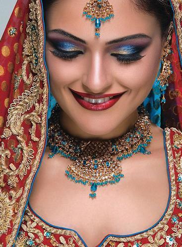 Best Bridal Makeup Tips 2012
