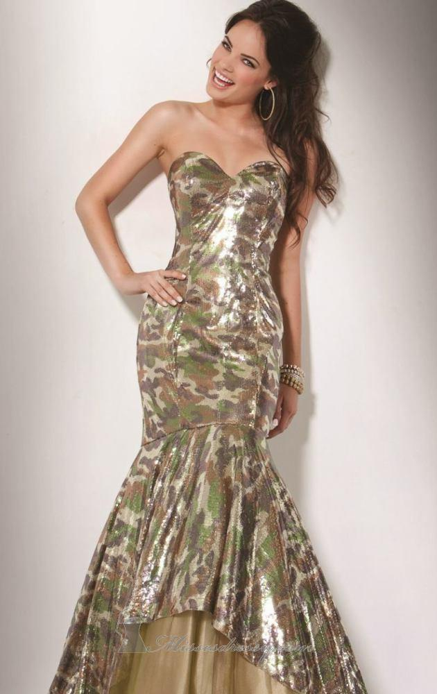 Army New Camo Wedding Dresses – fashion dresses
