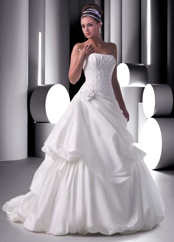 Corset Bridal Dresses
