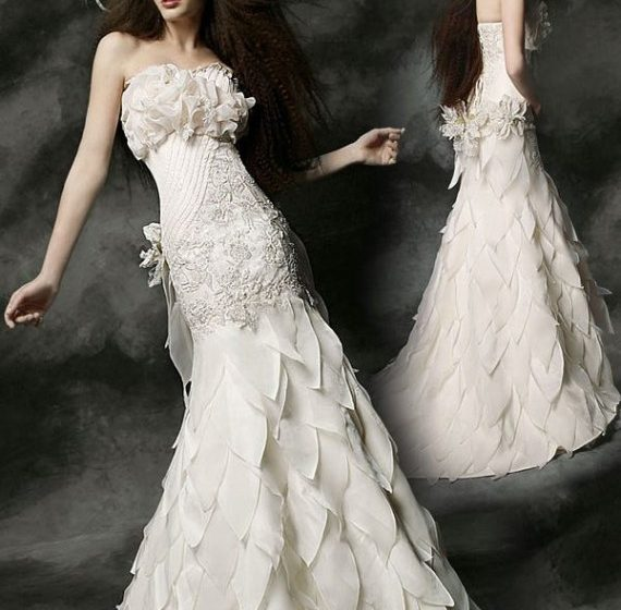 Couture Wedding Gowns For Bride