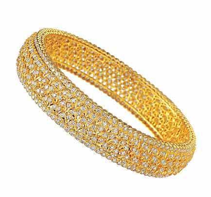 DIAMOND BANGLES For Women