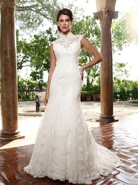 Wedding Dresses For Outside Fall Weddings Garden weddings are very