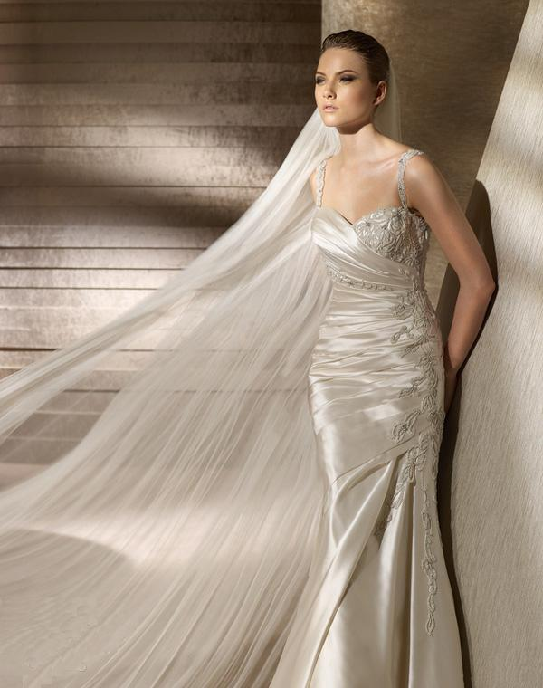 Grecian wedding dresses 2012