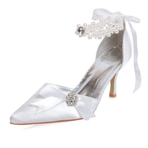 Ivory Wedding Shoe