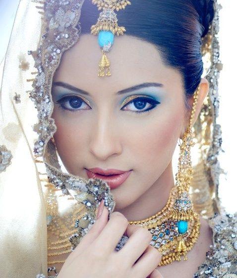 Modern Wedding Makeup