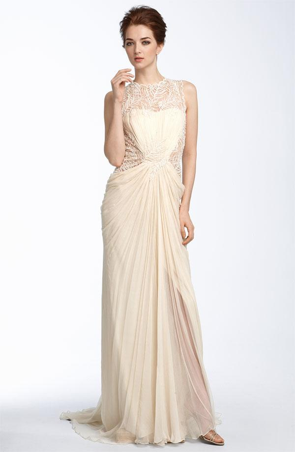 Nordstrom Wedding Dress For Bride
