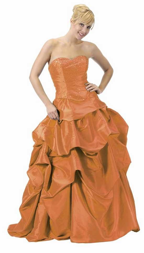 Orange Wedding Dresses | Wedding Dresses Guide
