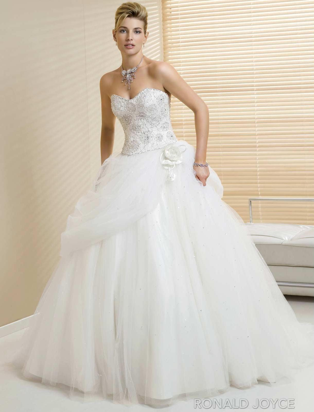 Ronald Joyce Bridal Dresses