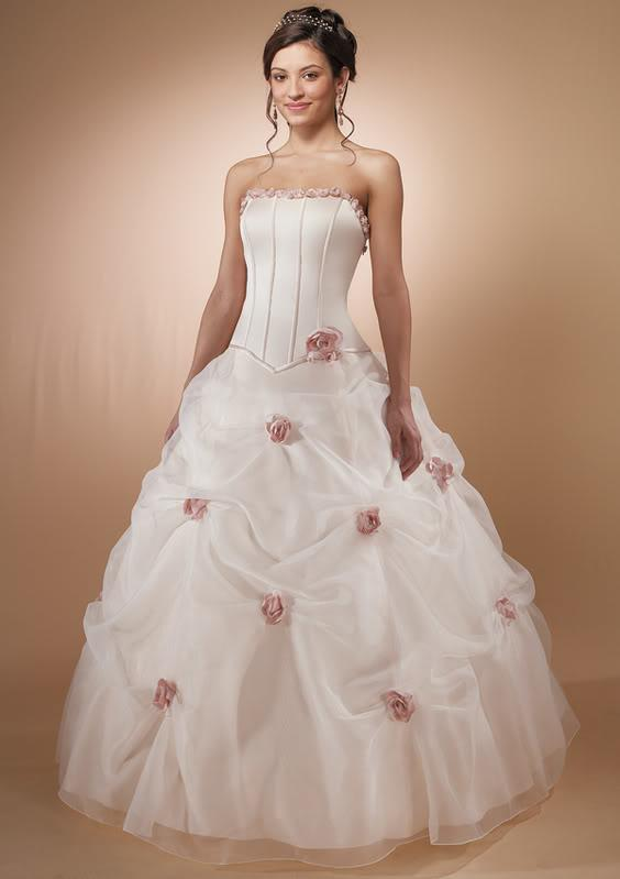 This is because the weight and complex design of a wedding gown calls for a
