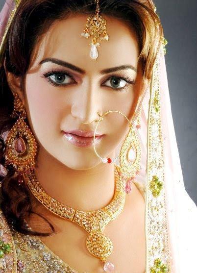 Stylish Bridal Makeup