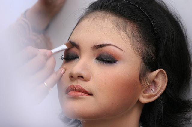 Stylish Wedding Makeup