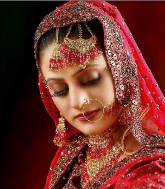 Wedding Make up for bride