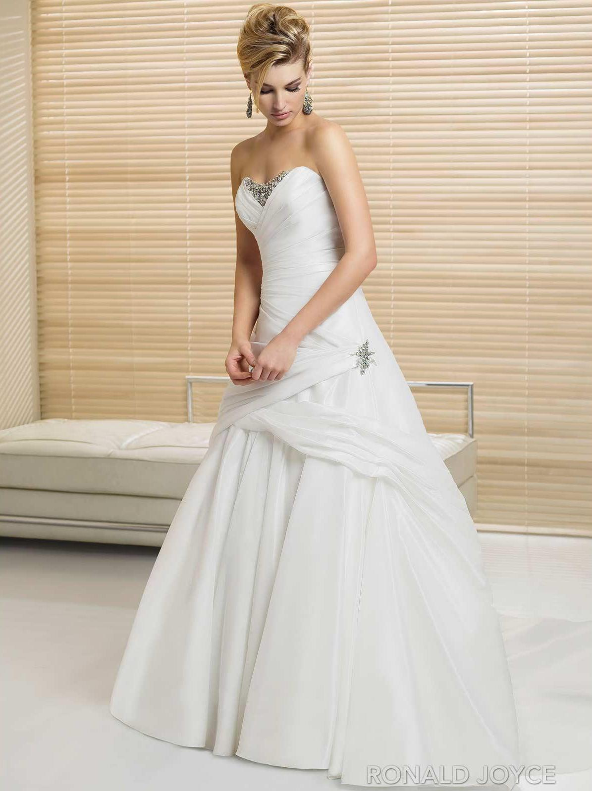 Wedding Ronald Dresses Design