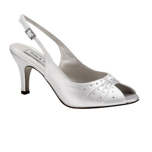 Wedding Satin Shoes