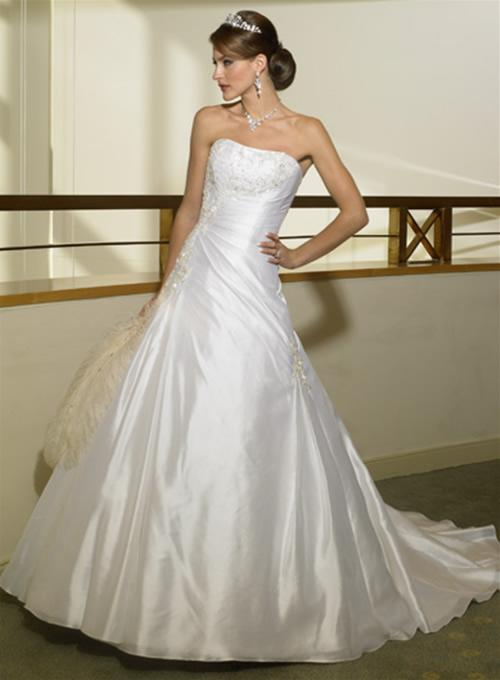 Ilona\'s blog: The way how to choose a western wedding gown that fits ...