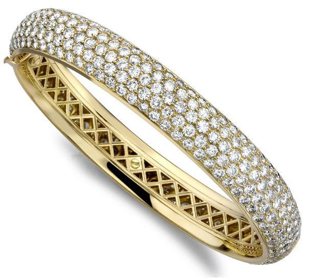 diamond women bracelet