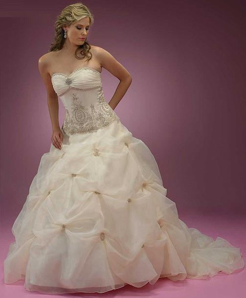 dream wedding dresses for bridal