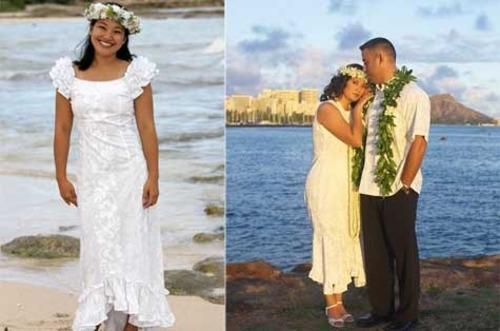 Casual Hawaiian Beach Wedding Dresses - Wedding Dresses ...