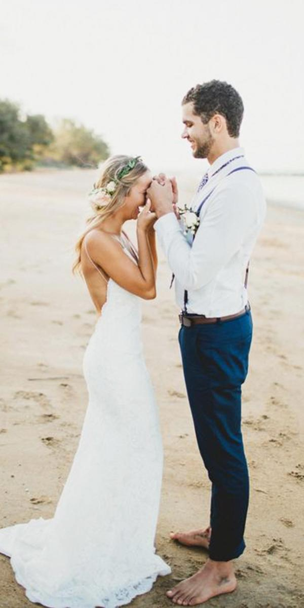 15 Hawaiian Wedding Dresses For Your Love Story | Wedding Dresses Guide