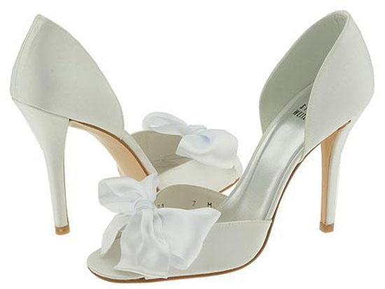 ivory wedding shoes styles