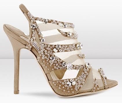 jimmy choo wedding shoes for bride