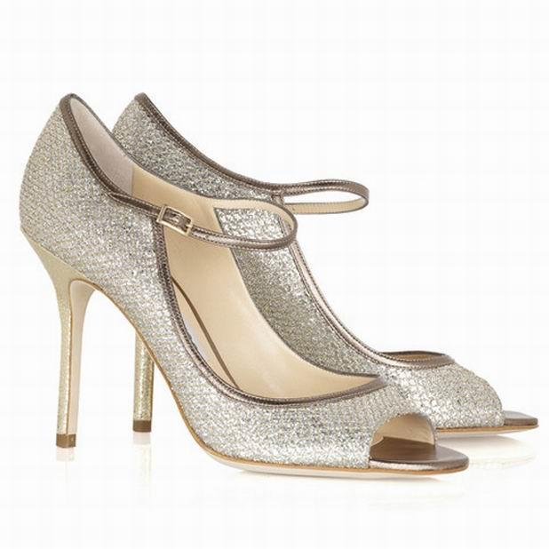 jimmychoo wedding shoes