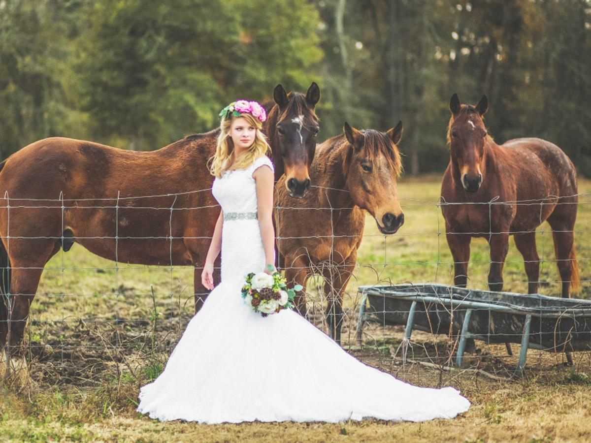mermaid wedding dresses featured suzy g photography