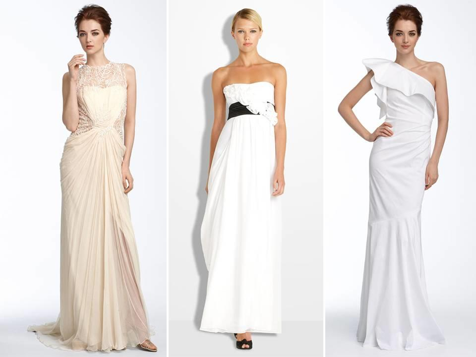 nordstrom wedding Gowns