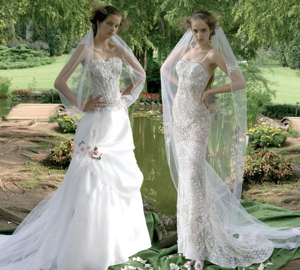 Garden wedding dresses wedding dresses guide for Wedding dresses for outside