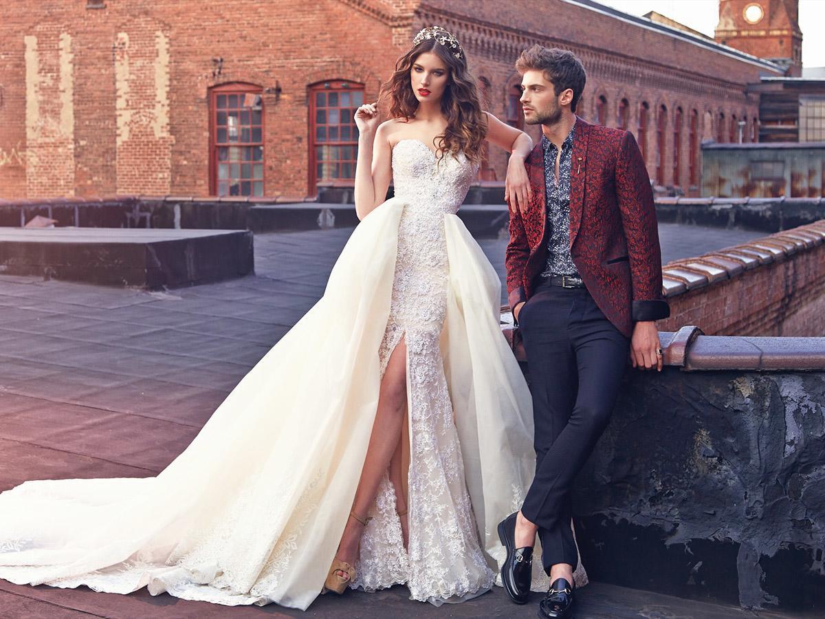 strapless wedding dresses featured