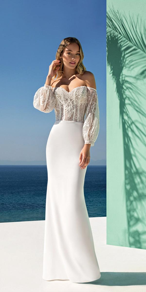 21 Strapless Wedding Dresses For A Queen