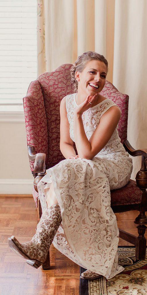18 Perfect Western Wedding Dresses | Wedding Dresses Guide