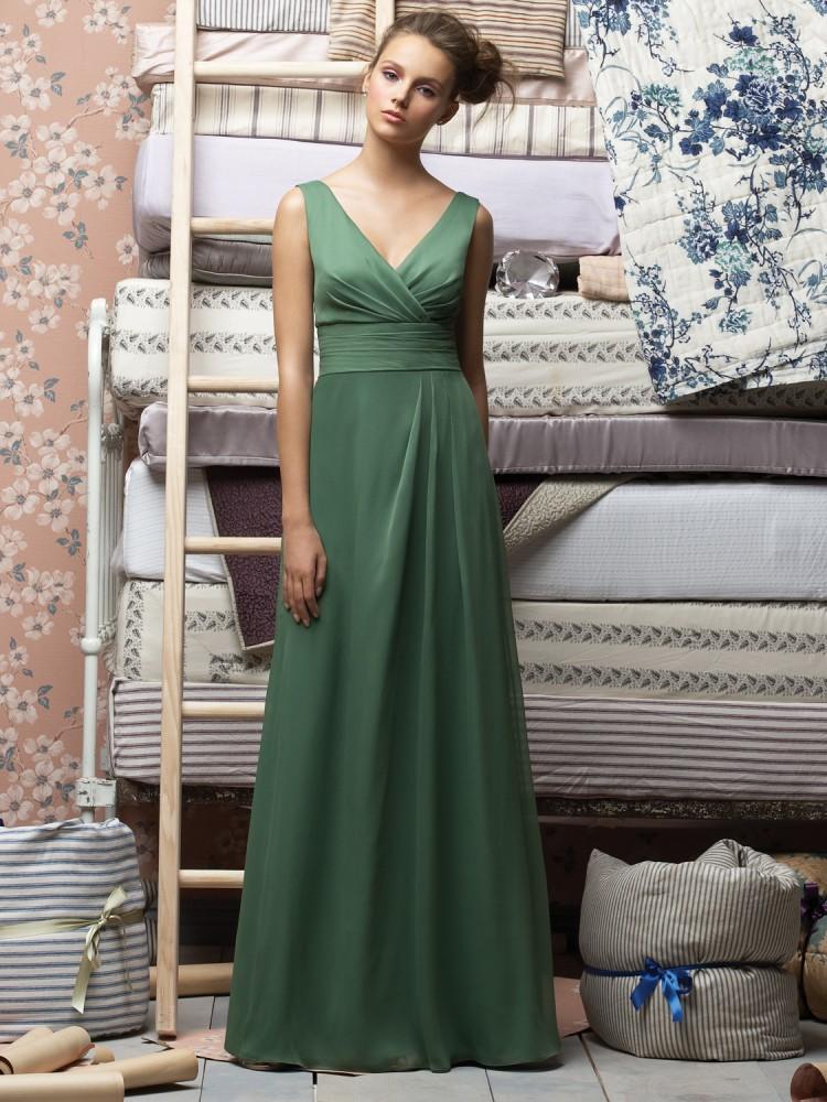 Lela Rose Bridesmaid Dresses 2012