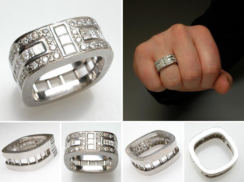 Custom charm bracelets mens white gold ringsgold ring shop