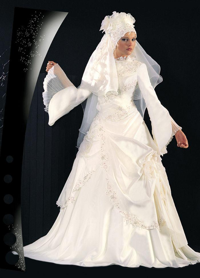 Muslim Wedding Gowns