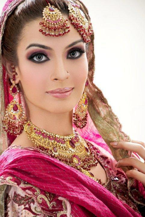 Pakistani Bridal Jewelry Design