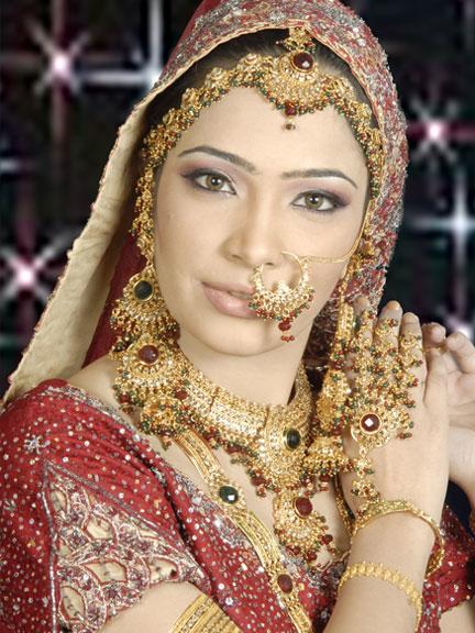 Pakistani Bridal Jewelry