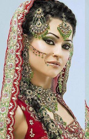 Pakistani Bridal Neclese Jewelry