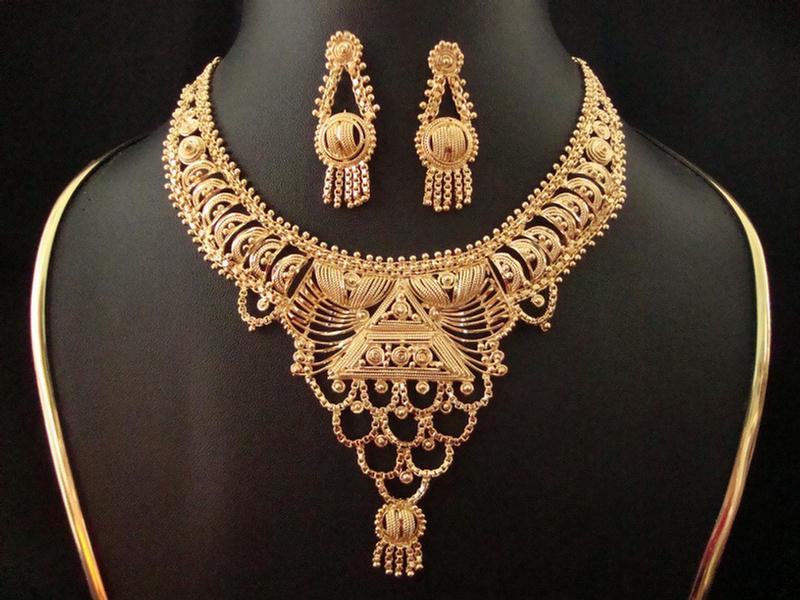 Pakistani Wedding Jewelry