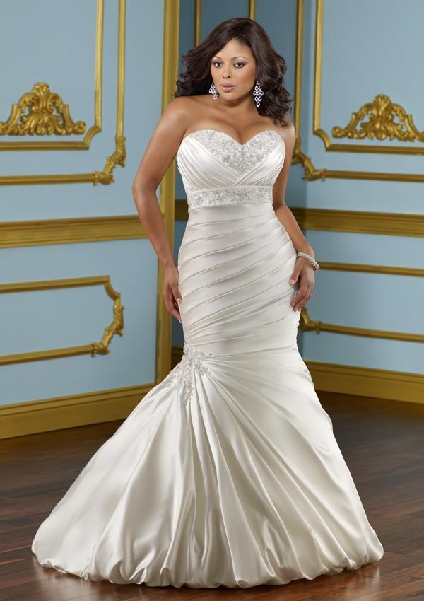 Plus Size Wedding Dresses Styles With Lane Bryant Dress