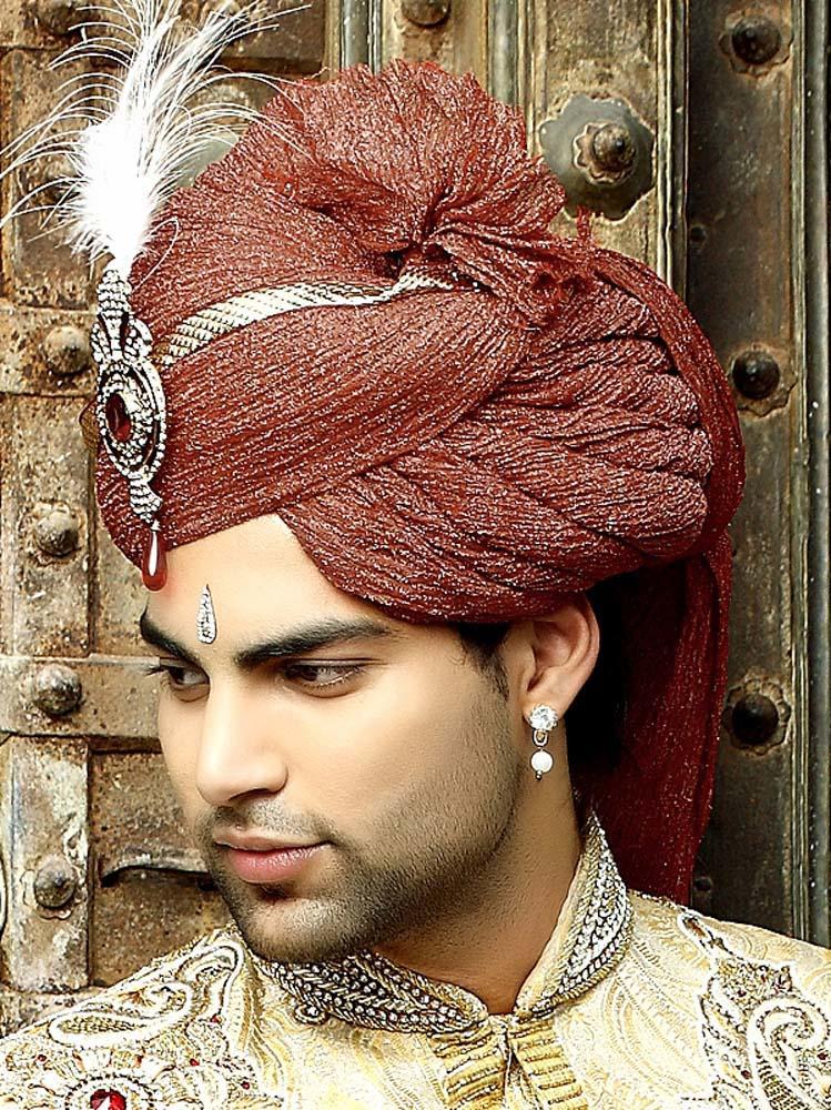 Wedding Turban Styles